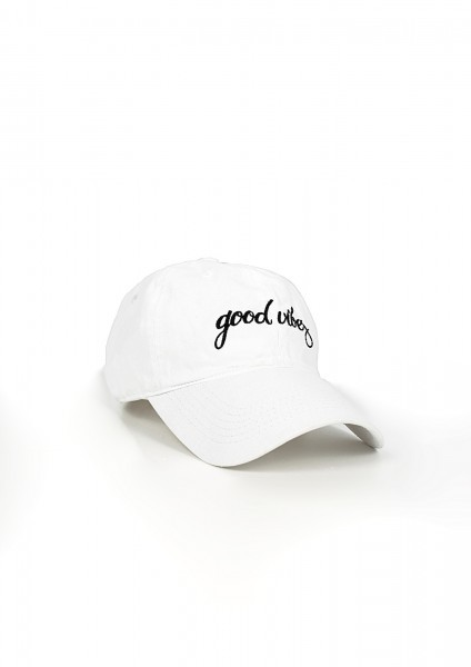CAP GOOD (WHITE)